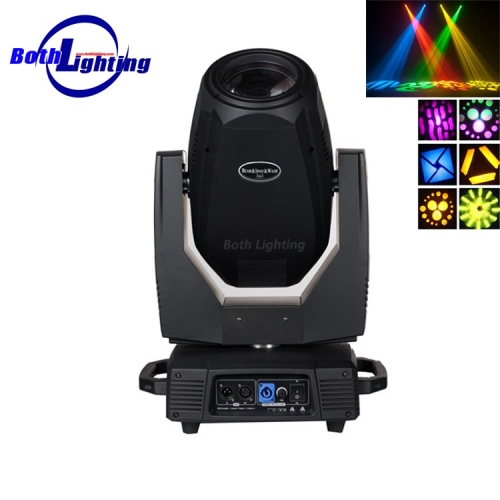 350W 17r Strahl Fleckwäsche 3 in 1 dmx Moving Head sharpy