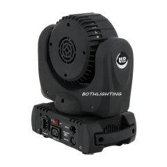 7 * 12w RGBW 4in1 führte Strahl Moving Head Wash-Licht