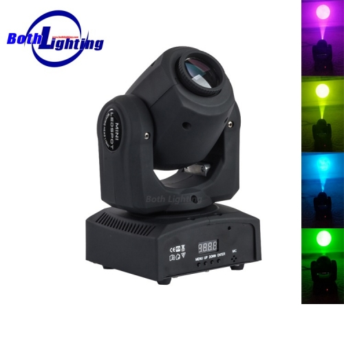 Micro Leistungsstarke 30w LED Mover Spot Mini Moving Head Licht