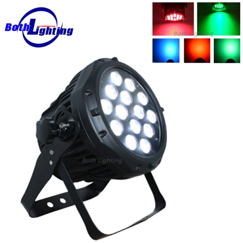 IP65 Wasserdichtes 14 * 10W 4 IN 1 LED-PAR-Licht