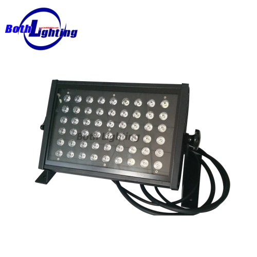 54 * 3W RGBW LED Wall Washer Licht