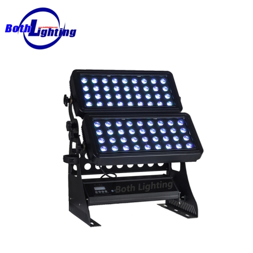 72 * 8W RGBW 4in1 LED Wall Washer Light