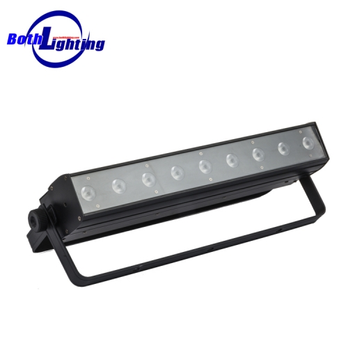 Einzelne Steuerung 9 * 9W / 12W LED Wall Washer Light