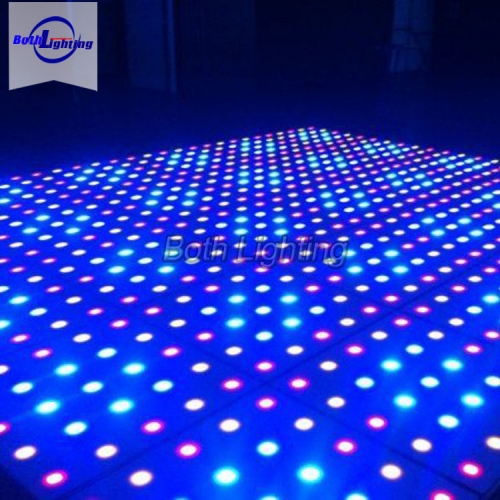 64 Punkte Wireless LED Digital Dance Floor