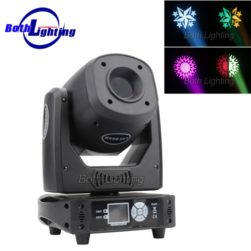80W Muster Moving Head Licht