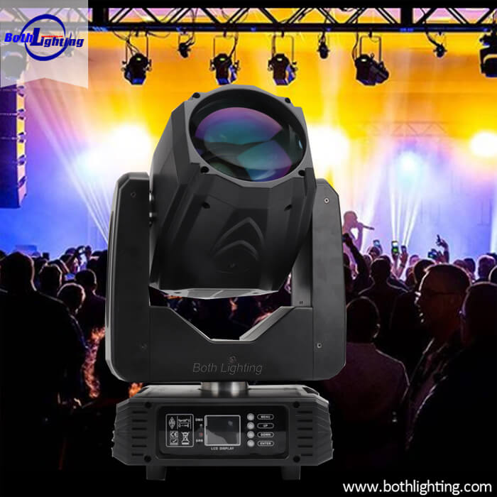 BOTHLIGHTING stellt das neue Moving Head Light BO-MH203 vor
